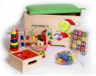 Cufăr cu jucării