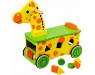 Maşinuţă girafă