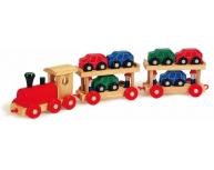 Tren transportor
