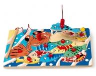 Puzzle pescuit