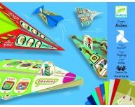 Joc creativ origami avioane