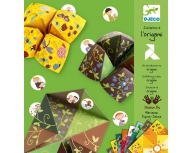Joc creativ origami solniţe