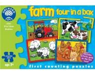 Set 4 puzzle fermă