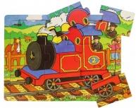 Puzzle tren