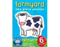 Set 6 puzzle Animale de la fermă