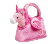 Gentuţă unicorn roz