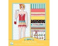 Joc creație vestimentară -  Atelier de modă