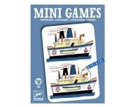 Mini games Diferențe bleu