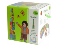 Set cuburi fructe, legume, animale