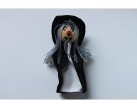 Marionetă mică Vrăjitoare