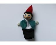 Marionetă mică Băiat