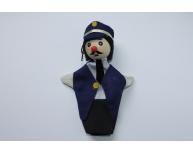 Marionetă mică Poliţist
