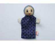 Marionetă mică Bunica