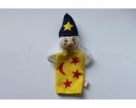 Marionetă mică Vrăjitor