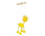 Marionetă leu