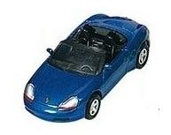 Maşinuţă Welly - Porsche Boxster