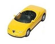 Maşinuţă Welly - Alfa Romeo Spider