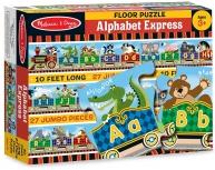 Puzzle alfabet pentru podea