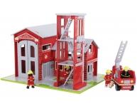 Staţie de pompieri
