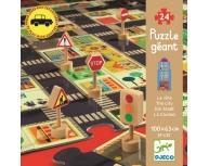 Puzzle circuit pentru podea