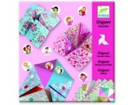 Joc creativ origami solniţe roz