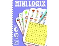 """Mini logix """"Găseşte cuvinte"""""""