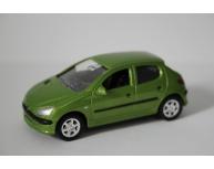 Maşinuţă Welly - Peugeot 206