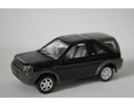 Maşinuţă Welly - Land Rover 2001 Negru