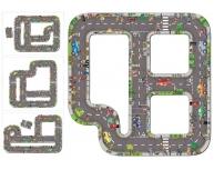 Puzzle podea circuit