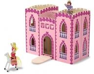 Castel prinţese pliabil