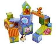 Set construcţie animale