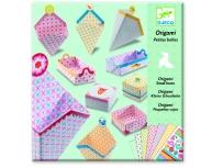 Joc creativ origami cutiuţe