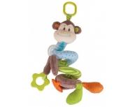 Spirală din pluş maimuţică