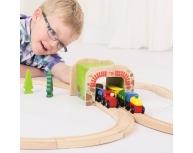 Accesorii tren tunel dublu