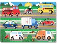 Puzzle mijloace de transport
