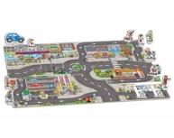 Puzzle podea oraş