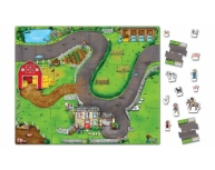 Puzzle podea fermă