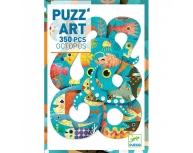 Puzzle 350 piese caracatiţă