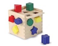 Cub sortează formele