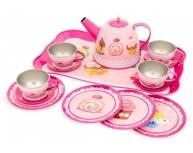 Set ceai cu brioşe