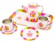 Set ceai brioşe pentru 2