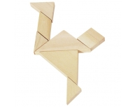 "IQ game ""Tangram"""
