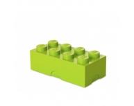 Cutie sandwich 2x4 LEGO vernil
