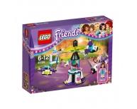 Călătorie spaţială în parcul de distracţii Lego Friends