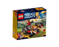 Catapulta Lego Nexo Knights