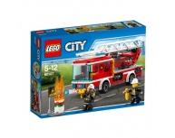Camion de pompieri cu scară Lego City