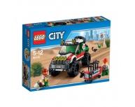Maşină de teren 4x4 Lego City