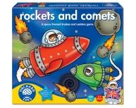 Joc de societate rachete şi comete