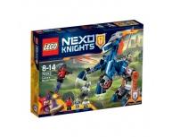 Calul Mecha al lui Lance Nexo Knights