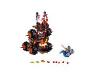 Maşina de asediu Magmar Nexo Knights
